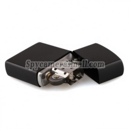 Spy Lighter Cam DVR - 1280*920@30fps Black Lighter Mini Camera DVR with Build in 2G to 8G Memory/Hidden Camera