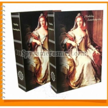 Book Wireless Spy Camera - Spy Book Hidden HD Pinhole Camera 8GB DVR  1280 x 720