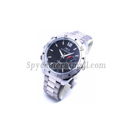 HD hidden Spy Watch Cam - 8GB 1280x720 HD Digital Video Recorder Spy Watch Camera, Hidden Camera