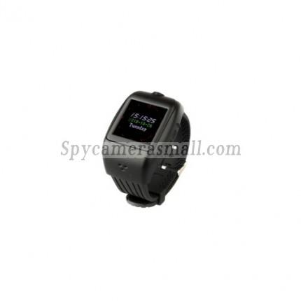 Hidden Spy Watch with 1.5 Inch TFT Screen and Speaker