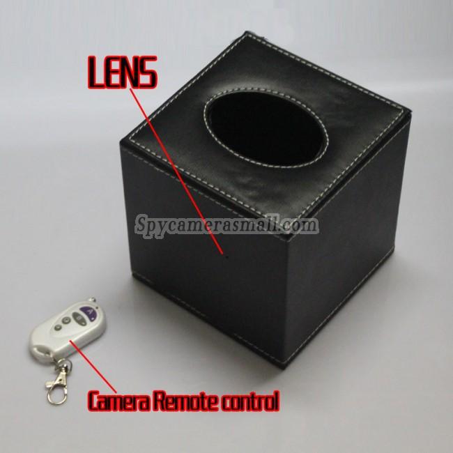 Tissue Box Spy Camera For Bedroom Hidden HD Pinhole Spy Camera ...