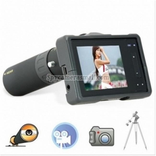 Digital Binoculars Camera With MP3 Player - Digital Binocular Sports and Spy Camera