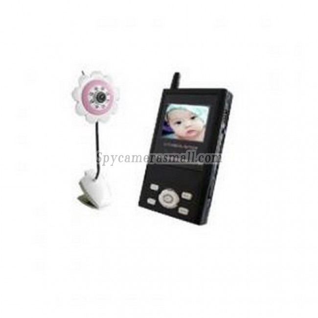 Wireless Receiver Baby Monitor - Baby Monitor 2.4G 4CH Compact Wireless Portable AV Receiver Baby Monitor