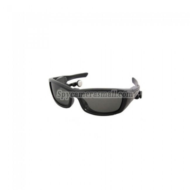 Spy Sunglasses Cam - Spy Sunglasses with Detachable Earphone + MP3 Player (4GB)