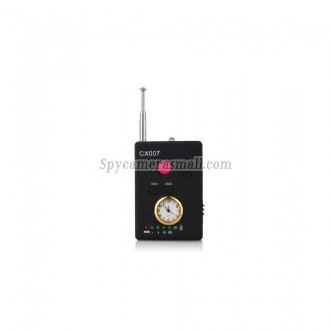 Spy Cameras Detectors - Multi detector with Laser detection camera Radio detection range 5cm to 10m