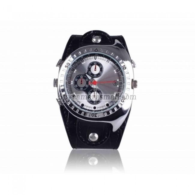 HD hidden Spy Watch Camera - Spy Watch Camcoder Waterproof 1080P 8GB