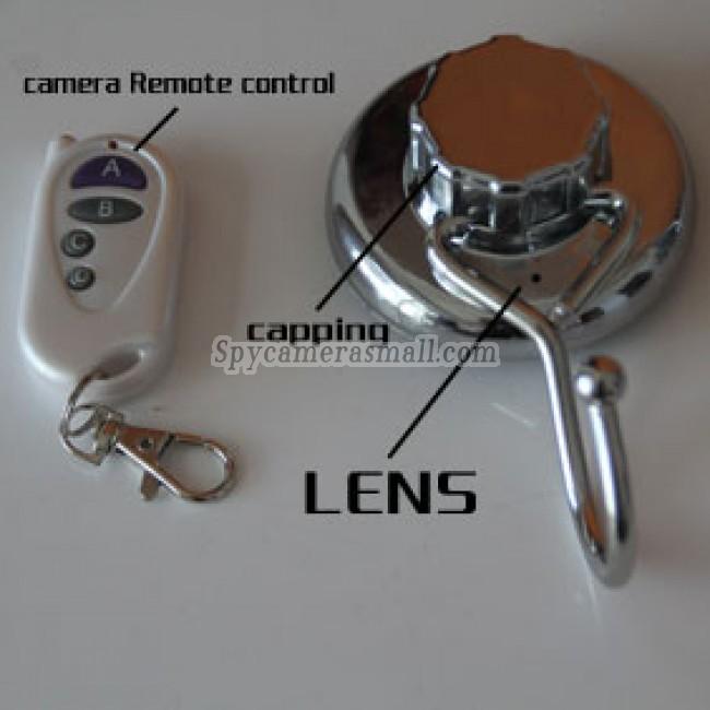 Klädhängare för Män spion kameror 32G DVR Full HD 1080P Rörelseavkänning bästa dolda kameran