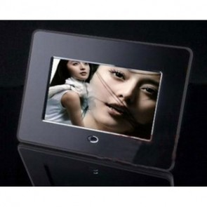 "Digital Photo Frame Spy Camera DVR - Digital Photo Frame 7"" LCD (800x480) Hidden Pinhole Camera DVR 16GB HD 1280X720"
