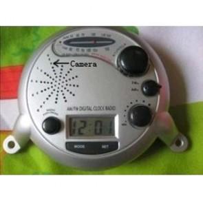 Spy Waterproof Radio Camera Hidden Bathroom Spy Camera 16GB