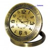 HD 1280x960 Clock Style Digital Video Recorder Motion-Activated Hidden Pinhole Color Camera